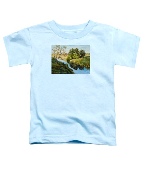 Illinois Countryside  Toddler T-Shirt