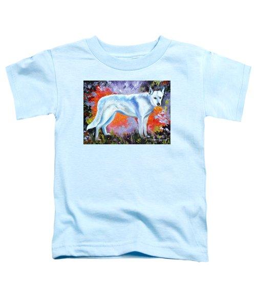 In Shepherd Heaven Toddler T-Shirt
