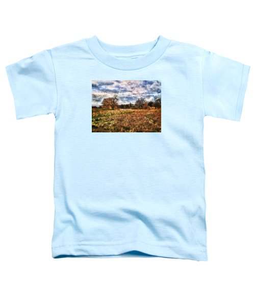 In The Rough Toddler T-Shirt