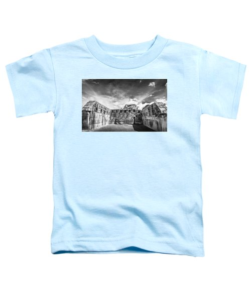 Inca Walls. Toddler T-Shirt