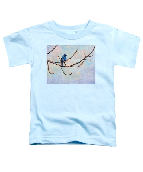 Indigo Toddler T-Shirt