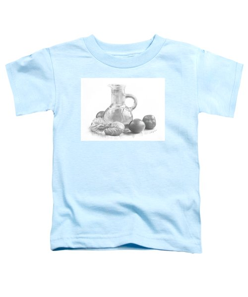 Ingredients Toddler T-Shirt