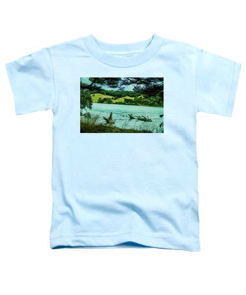 Inlet Toddler T-Shirt