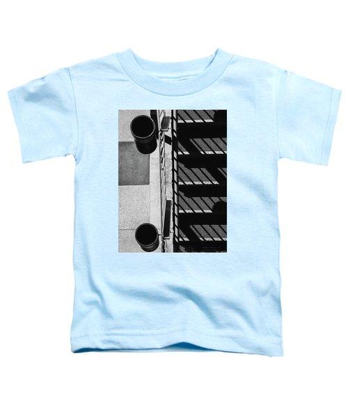 Industrial Motif Toddler T-Shirt