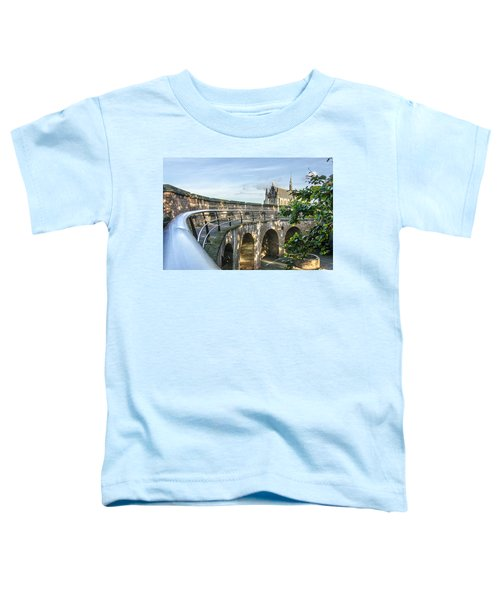 Inside The Leiden Citadel Toddler T-Shirt