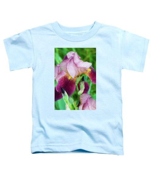 Iriis After Rain Toddler T-Shirt