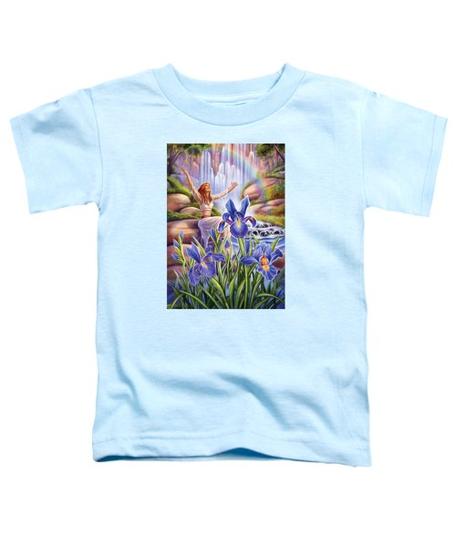 Iris - Fine Tune Toddler T-Shirt