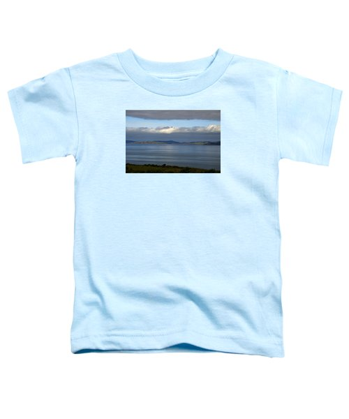 Irish Sky - Ring Of Kerry, Dingle Bay Toddler T-Shirt