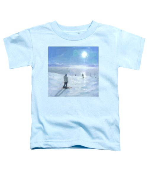 Islands In The Cloud Toddler T-Shirt