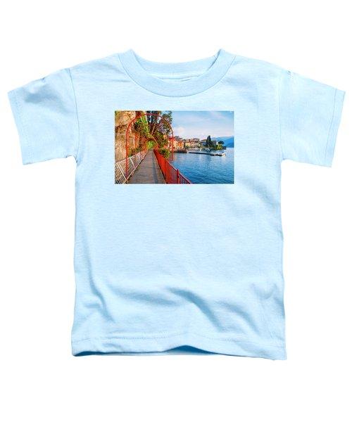 Italian Walk Of Love  Toddler T-Shirt