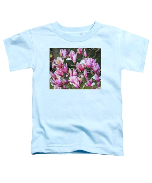 Japanese Blooms Toddler T-Shirt