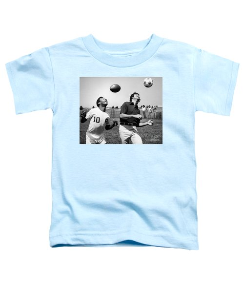 Joe Namath (1943- ) Toddler T-Shirt by Granger