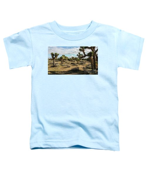 Joshua Tree's Toddler T-Shirt