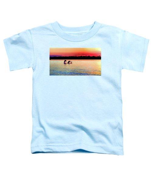 Joy Of The Dance Toddler T-Shirt
