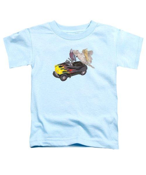 Julies Kids Toddler T-Shirt by Jack Pumphrey