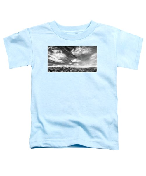Just The Clouds Toddler T-Shirt
