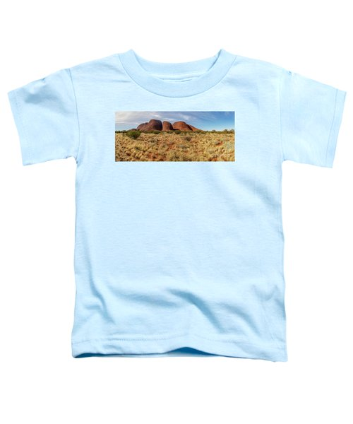 Kata Tjuta 10 Toddler T-Shirt