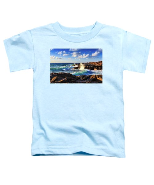 Kauai Surf Toddler T-Shirt
