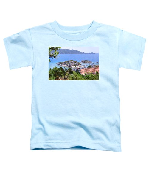 Kekova Archipelago - Turkey Toddler T-Shirt