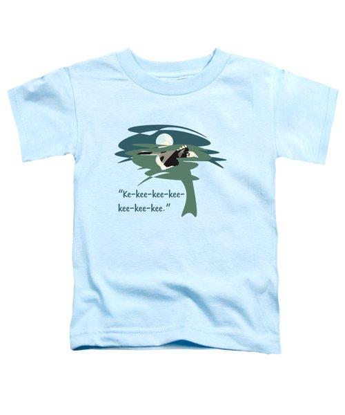 Kelingking Hornbill Toddler T-Shirt