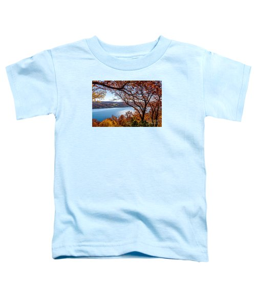 Keuka Lake Vista Toddler T-Shirt