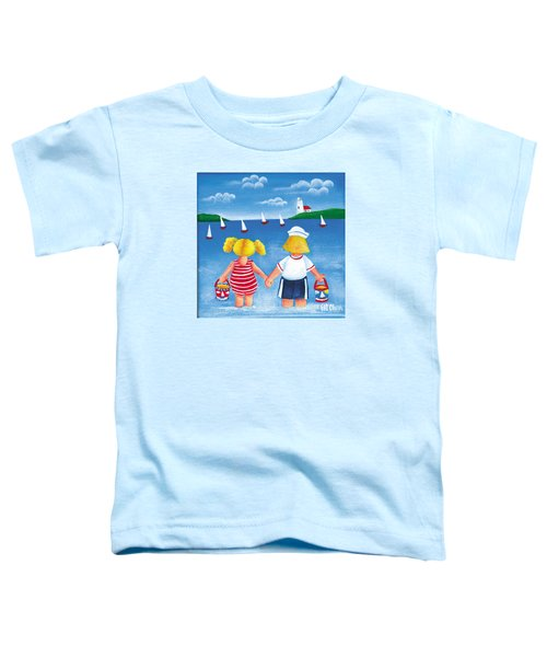 Kids In Door County Toddler T-Shirt