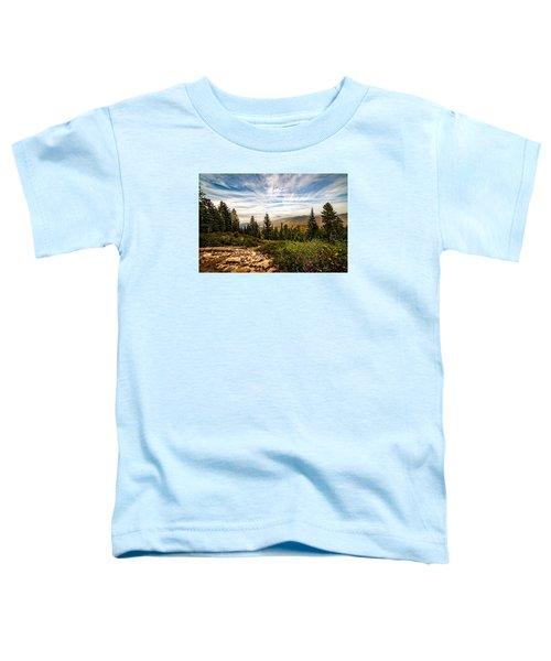 King's Canyon Crown Toddler T-Shirt