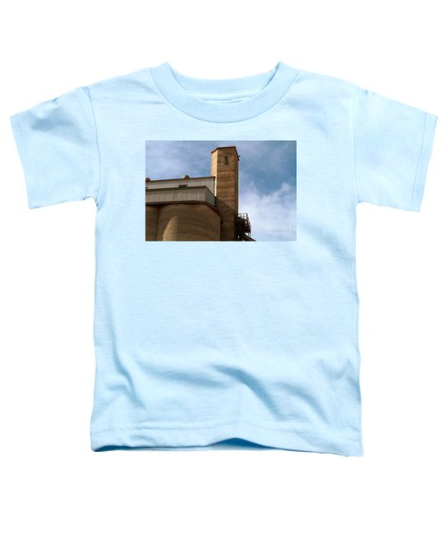 Toddler T-Shirt featuring the photograph Kingscote Castle by Stephen Mitchell