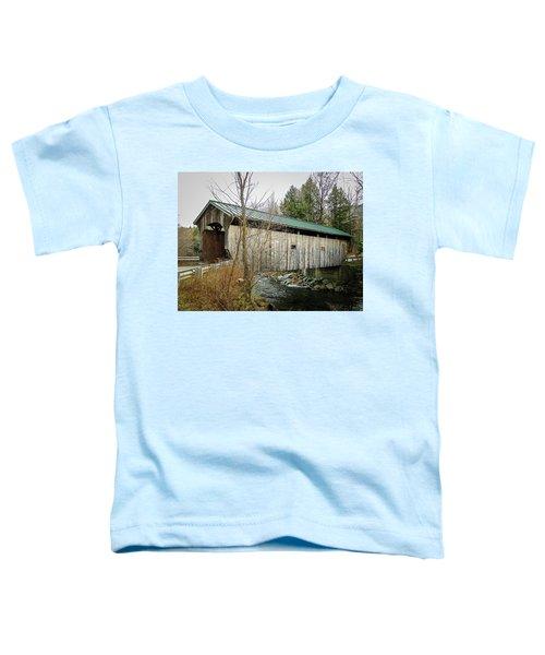 Kissing Bridge Toddler T-Shirt