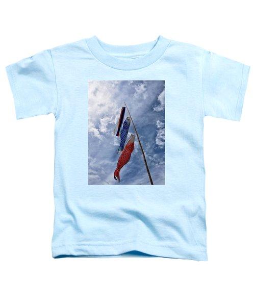 Koinobori Toddler T-Shirt