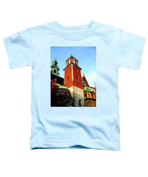 Krakow Poland Toddler T-Shirt