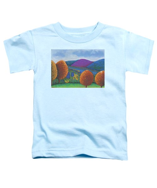 Kripalu Autumn Toddler T-Shirt