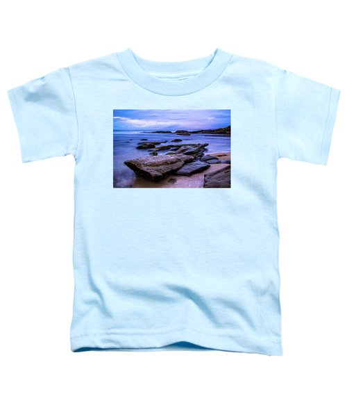 La Jolla Cove Twilight Toddler T-Shirt