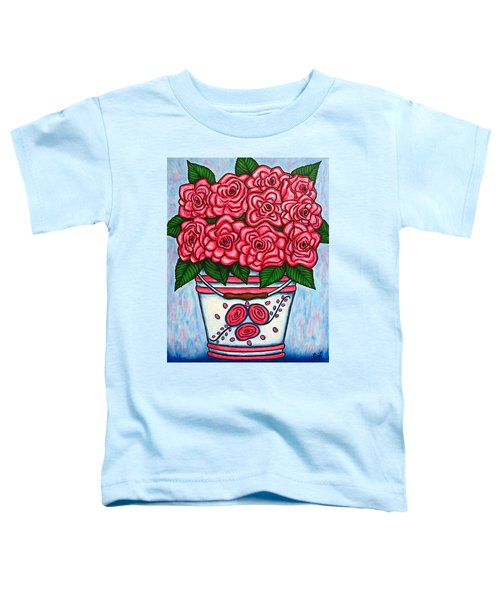 La Vie En Rose Toddler T-Shirt