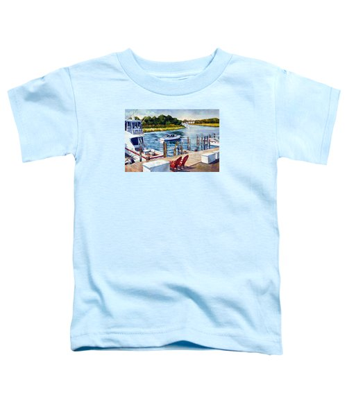 Labor Day Toddler T-Shirt