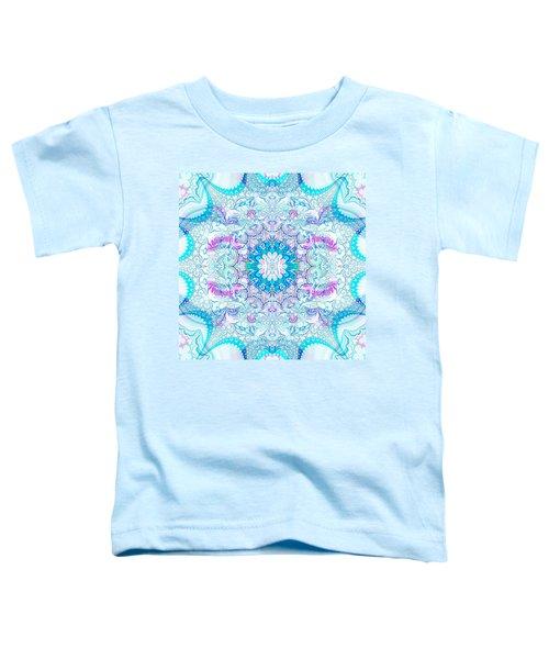 Lacy Mandala Toddler T-Shirt