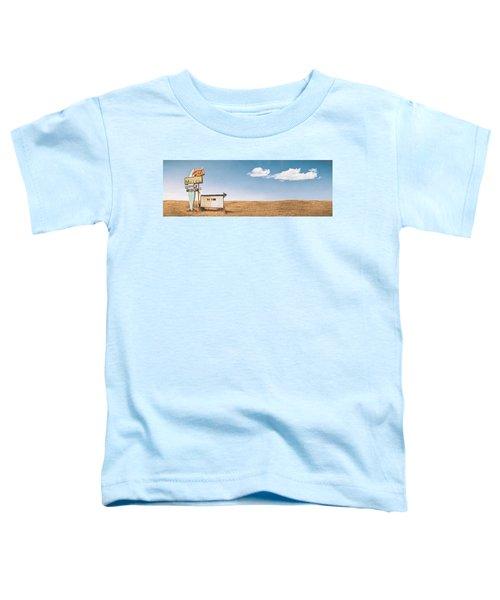 Lamp-lite Motel Toddler T-Shirt