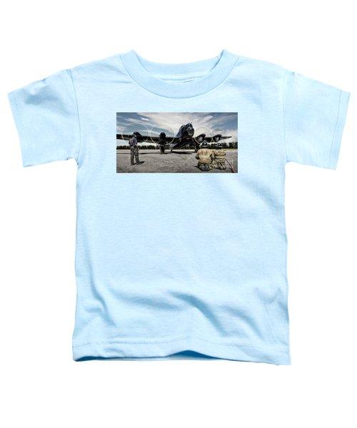 Lancaster Engine Test Toddler T-Shirt