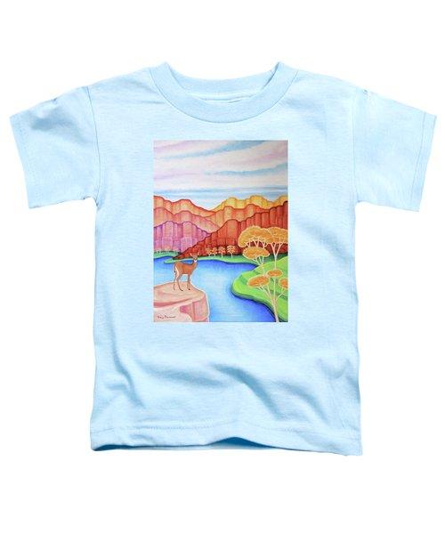 Land Of Enchantment Toddler T-Shirt
