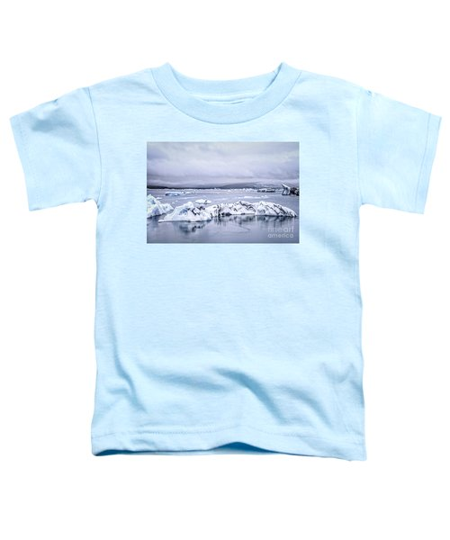 Land Of Ice Toddler T-Shirt
