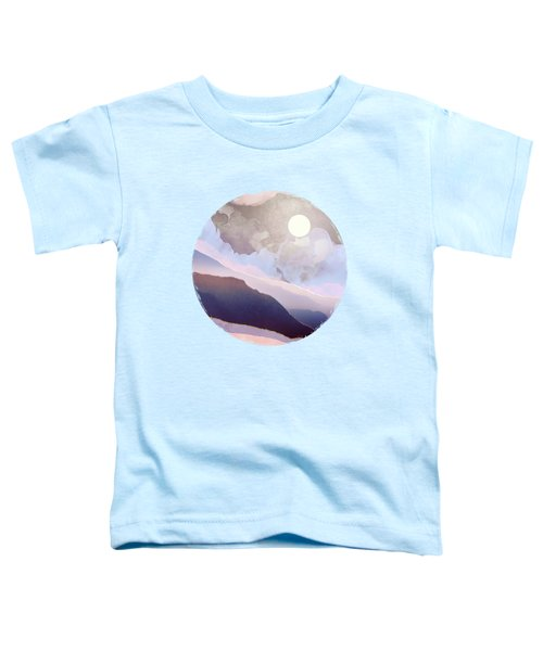 Lavender Night Toddler T-Shirt