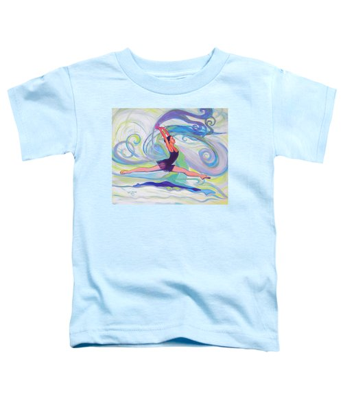 Leap Of Joy Toddler T-Shirt