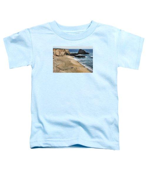 Leisurely Stroll Toddler T-Shirt