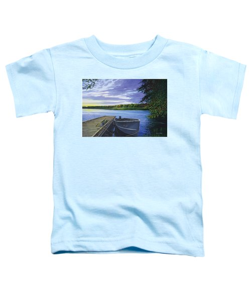 Let's Go Fishing Toddler T-Shirt