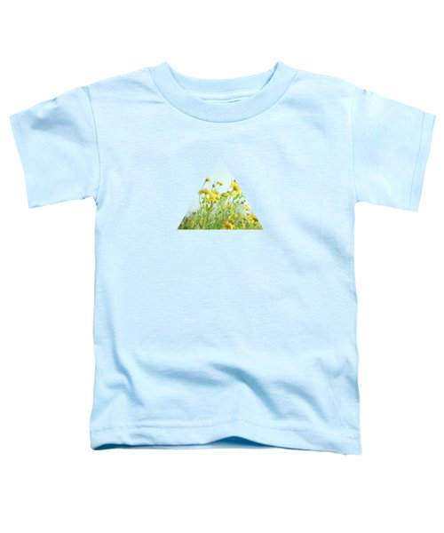 Lie Back And Think Of England Toddler T-Shirt