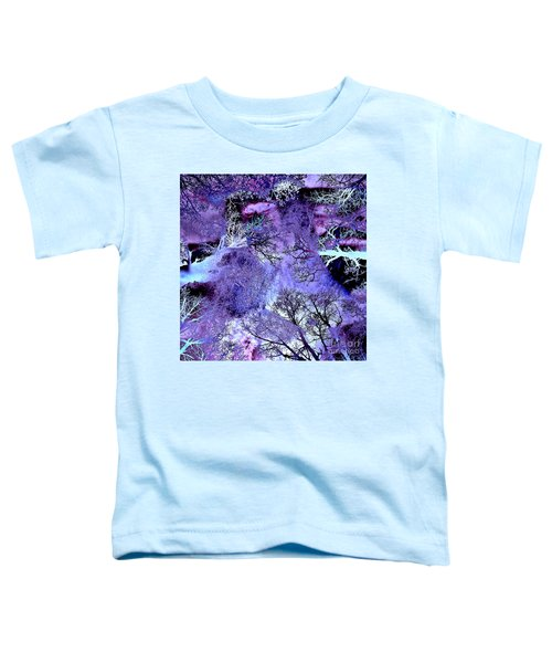 Life In The Ultra Violet Bush Of Ghosts  Toddler T-Shirt