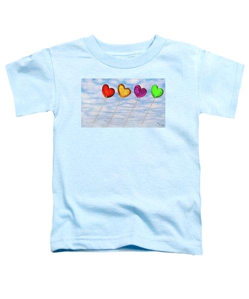 Lighter Than Air Toddler T-Shirt