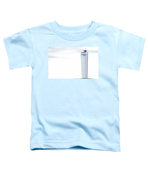 Toddler T-Shirt featuring the photograph Lighthouse At Cape Jervis by Stephen Mitchell