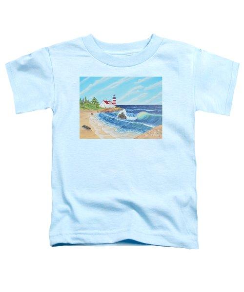 Lighthouse Life Toddler T-Shirt