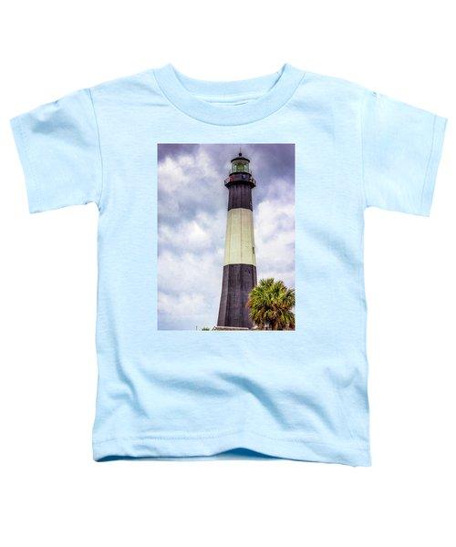 Lighthouse - Tybee Island, Georgia Toddler T-Shirt